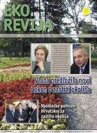Eko revija broj 13 - Fond za zaštitu okoliša i energetsku učinkovitost
