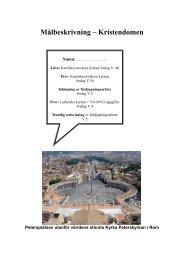 Instuderingsfrågor - Katolska kyrkan/Ortodoxa kyrkan