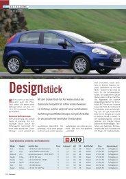 Fiat Grande Punto 1.3 16V JDT Emotion - firmenflotte.at