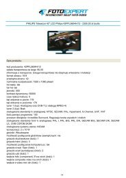 WWW.FOTOEXPERT.PL - Telewizor 42
