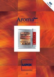 Convection ovens Aroma