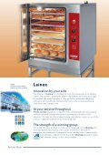 Convection ovens Aroma - Page 2