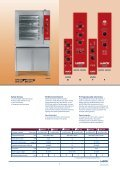 Convection ovens Aroma - Page 5