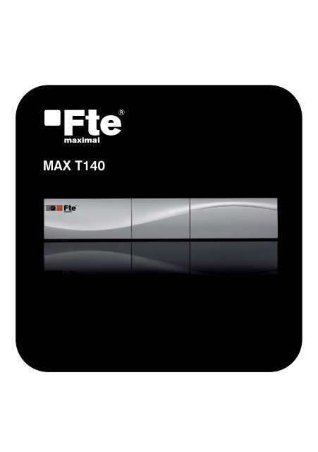 MAX T140 - FTE Maximal