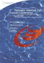 Registration Brochure - Fuel Cell Markets