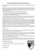 Stadionheft Nr.14 - SV Neukirchen - Page 3