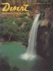 Desert Magazine of the Southwest