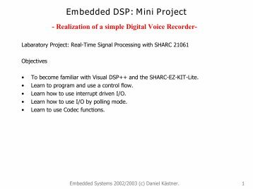 B Tech Embedded Mini Project List Projects Based