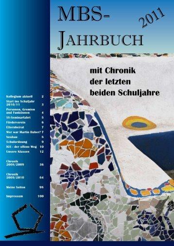 MBS-Jahrbuch 2011