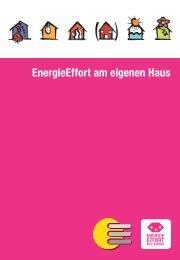 EnergieEffort am eigenen Haus