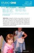 Download Brochure! - Boston Children's Theatre - Page 5