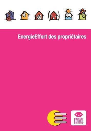 EnergieEffort des propriétaires