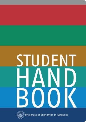 handbook UE Katowice