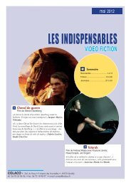 Indisp fiction mai 2012.indd - Colaco