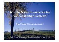 PDF-Dokument hier herunterladen... - Bund Naturschutz in Bayern eV