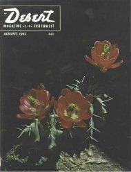2 - Desert Magazine of the Southwest