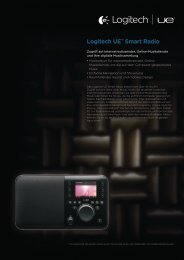 Logitech UE™ Smart Radio - Ingram Micro