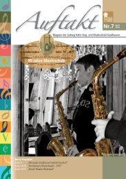 7. Ausgabe Mai 2010 [pdf] [9,92 MB] - und Musikschule - Stadt ...