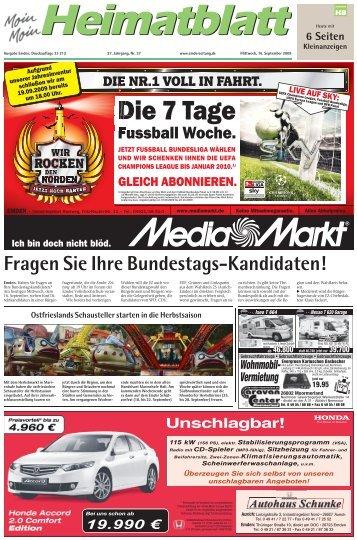 Emden - E-Paper - Emder Zeitung