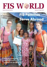 FIS World - Frankfurt International School