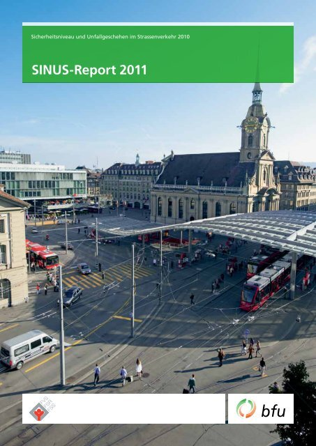 SINUS-Report 2011 - BfU