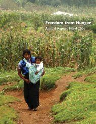 (pdf) - Freedom from Hunger