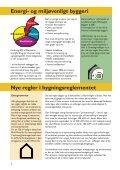 M iljørigtigt byggeri og energibesparelse Miljørigtigt byggeri og ... - Page 4