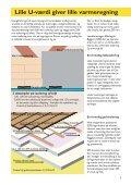 M iljørigtigt byggeri og energibesparelse Miljørigtigt byggeri og ... - Page 7