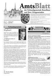 amt text 13 - Fischer Druck + Verlag