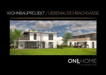Wohnbauprojekt / Liebenau eichbachgasse
