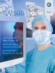 TÜV SÜD Journal - FleetCompany