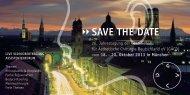 18.- 20. Oktober 2013 in München - GÄCD