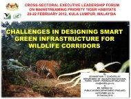 Challenges in Designing Smart Green Infrastructure ... - National Zoo