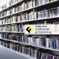 ff Editorial & Publishing - FontShop