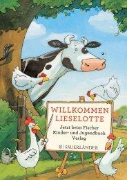 WILLKOMMEN LIESELOTTE - S. Fischer Verlag
