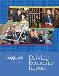 Driving Economic Impact - Finger Lakes Community College