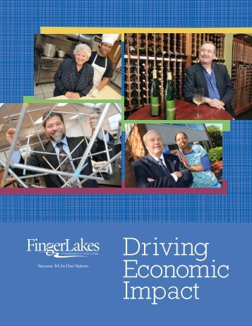 Driving Economic Impact - Finger Lakes Community College