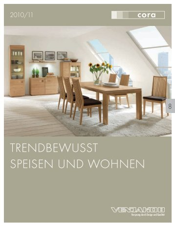 venjakob programm cora brosch re als pdf flamme m bel. Black Bedroom Furniture Sets. Home Design Ideas