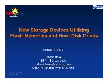 SSD - Flash Memory Summit