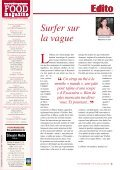 Confiserie & Chocolaterie - FOOD MAGAZINE - Page 3