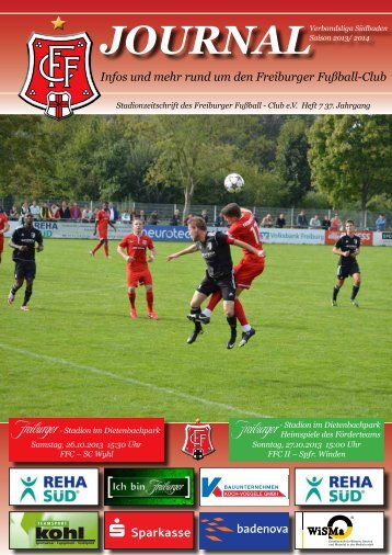 FFC-Journal, Heft 6, SC Wyhl