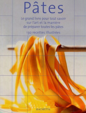 Hachette-Les Pates