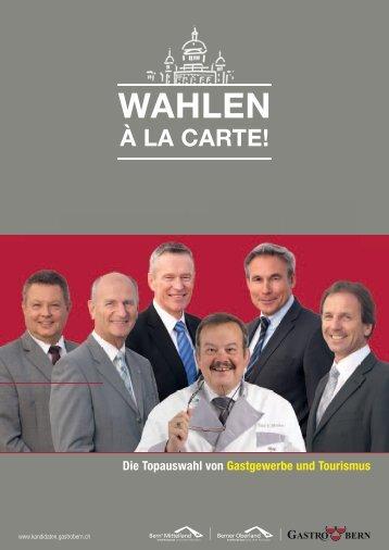 WAHLEN - GastroBern