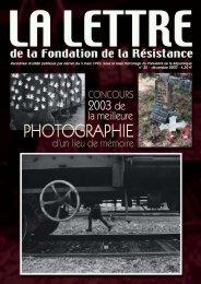 Télécharger au format PDF (1.8 Mo) - Fondation de la Résistance