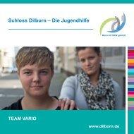 Team Vario - Schloss Dilborn - Die Jugendhilfe