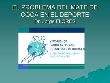 consideraciones sobre el concepto de doping y el - Galenored ...