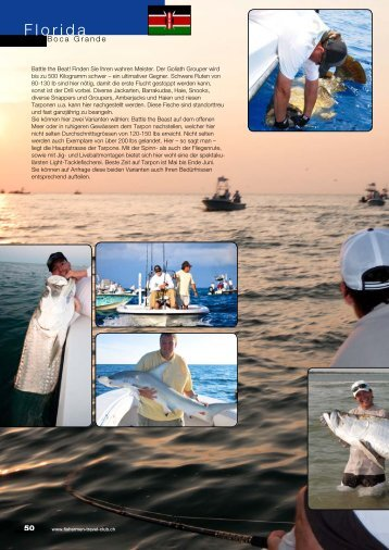 Florida - Fishermen Travel Club
