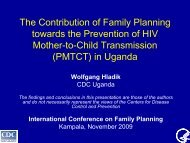 FP - International Conference on Family Planning