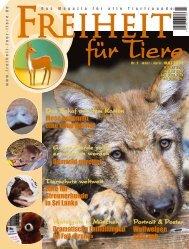 pdf-download Titel, Editorial, Inhaltsverzeichnis - Magazin Freiheit ...