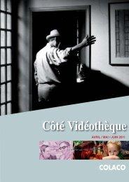 Côté Vidéothèque.indd - Colaco